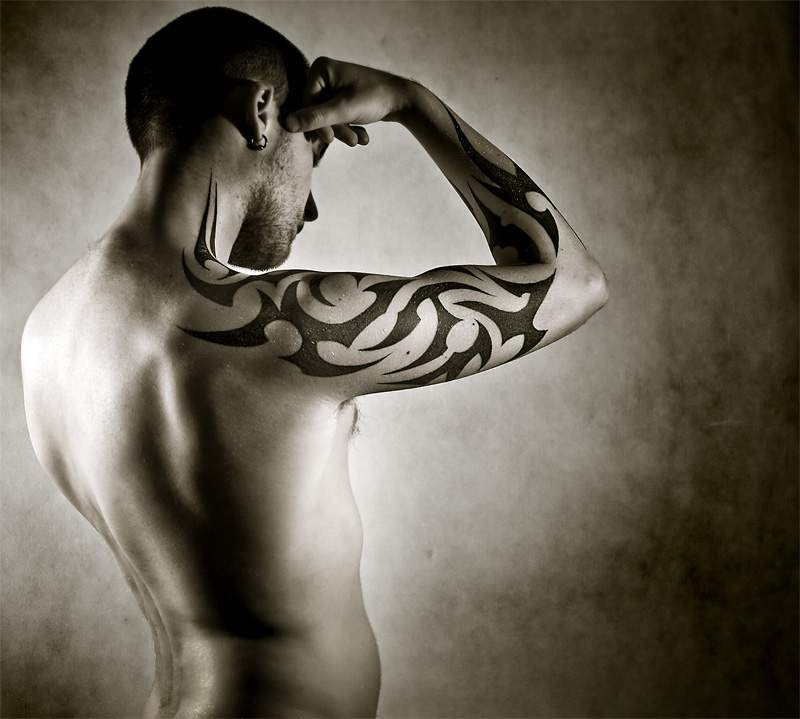 Mod le tatouage homme avant bras - Modele tatouage avant bras ...