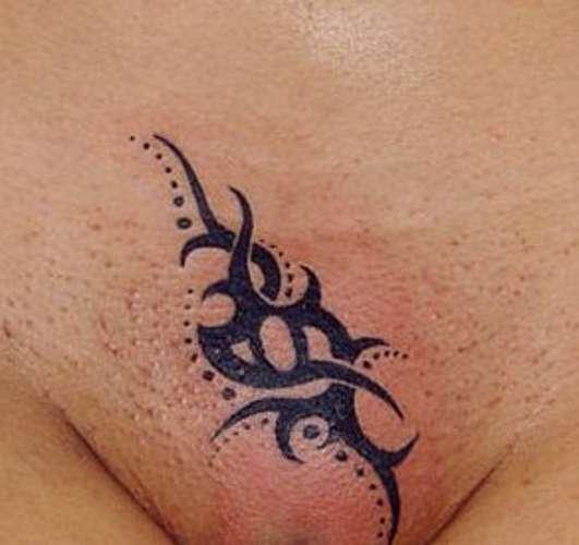 tattoo fotze